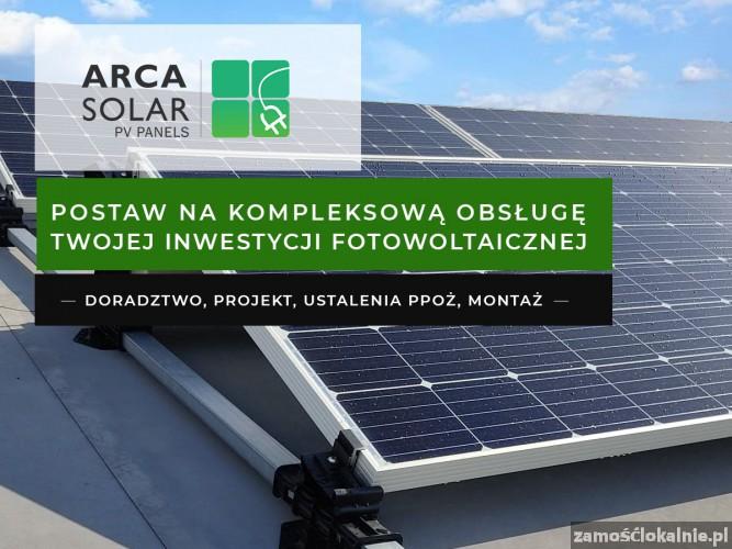 Poszukiwane grunty pod elektrownie słoneczną